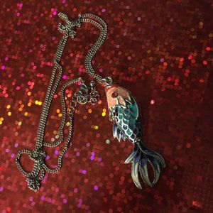 Jewelry - Costume Koi Fish Necklace - 123 $13 FIRM